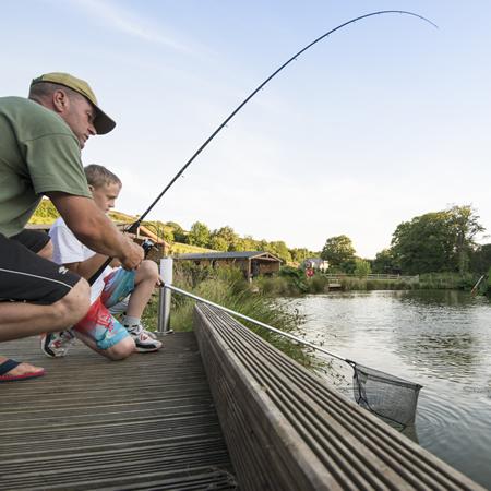 Cornwall fishing holiday lodge
