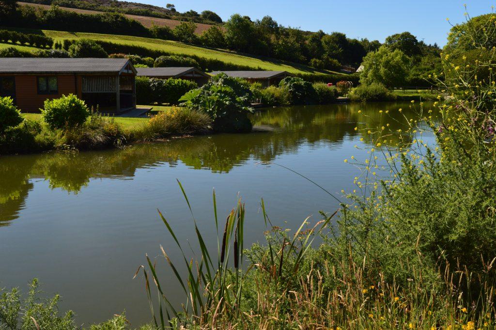 Cornish fishing holiday