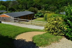 private-lodges Cornwall holiday