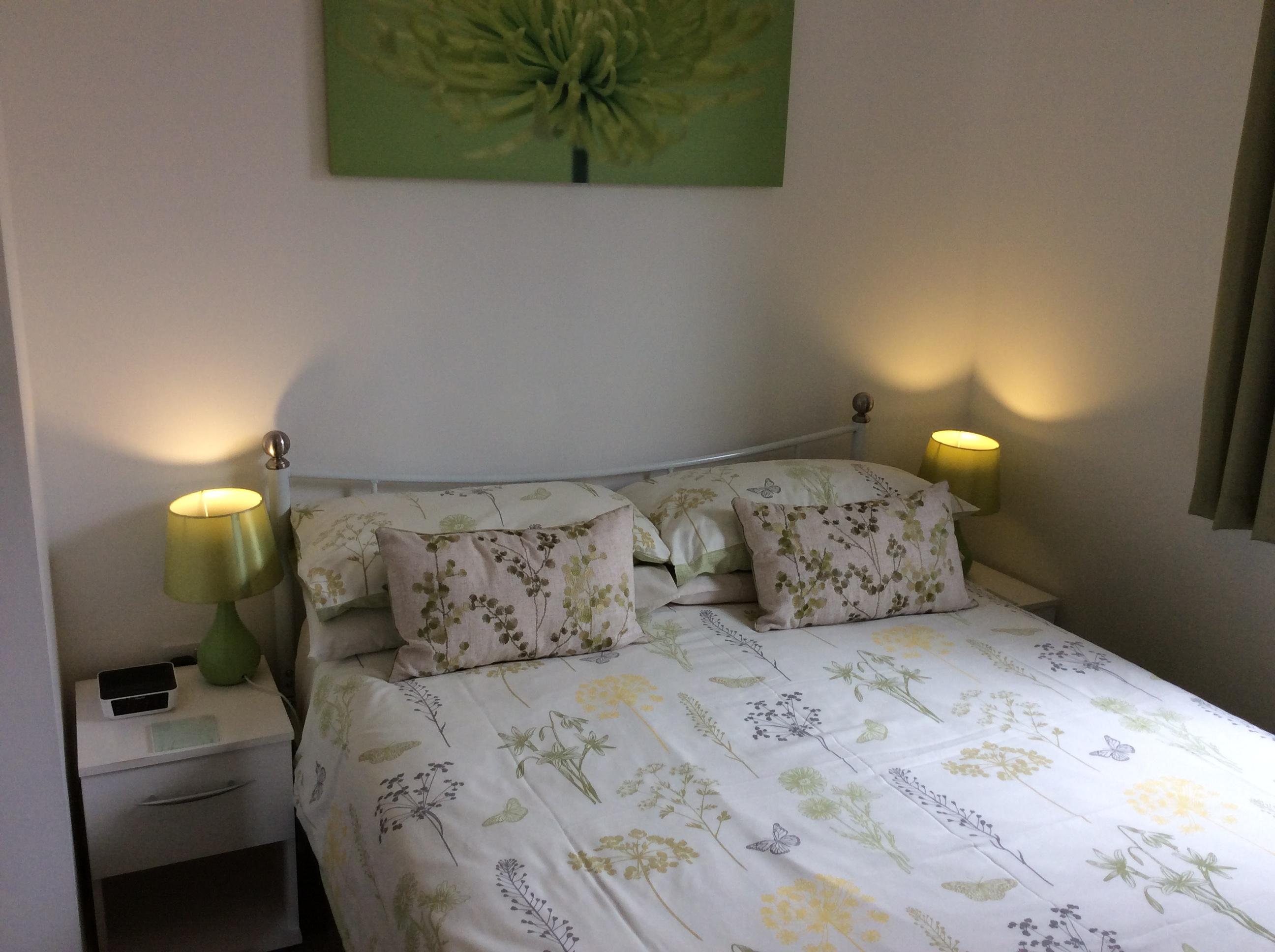Mallard Lodge Bedroom