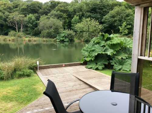 Nanpusker Lakeside Lodges in Cornwall offers Coarse Fishing Holidays with two lakes exclusively for guests – no day tickets issued.