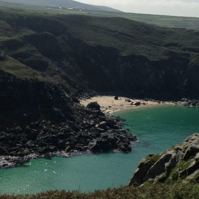 Zennor coastal path, Cornwall