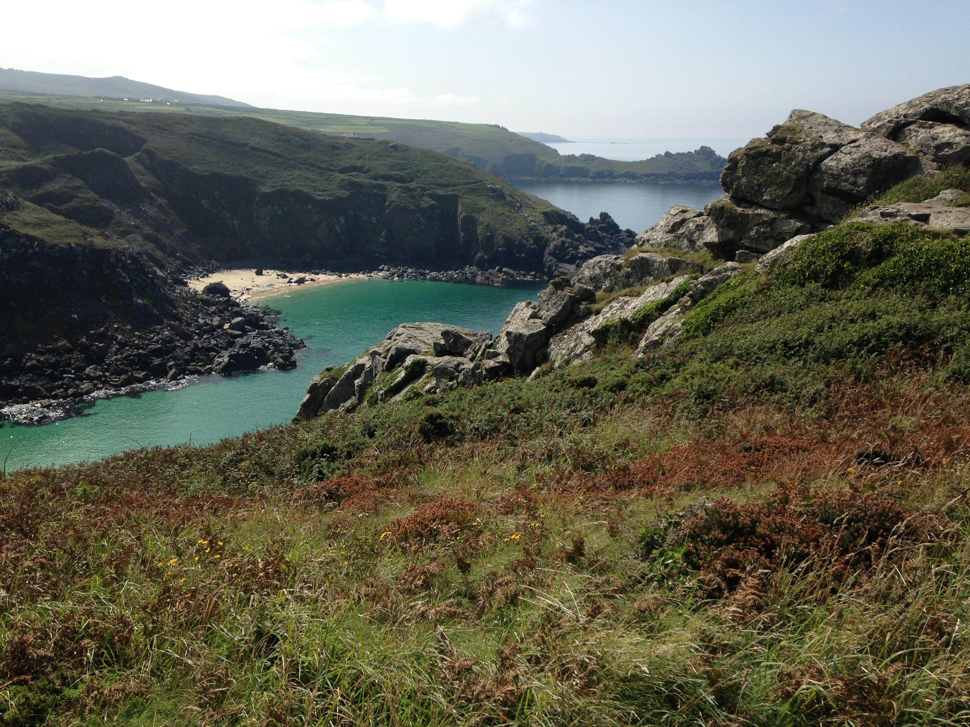 Zennor coastal walk